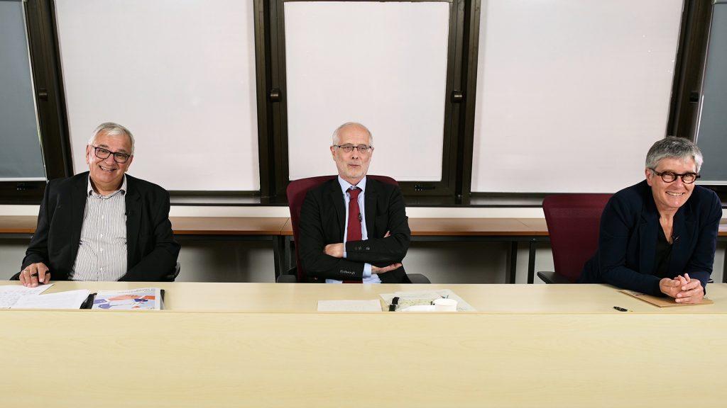 Table ronde sur la réforme de l'organisation judiciaire