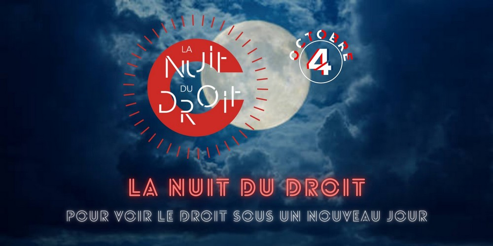 LA NUIT DU DROIT / Edition 2021